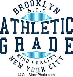 athletic grade