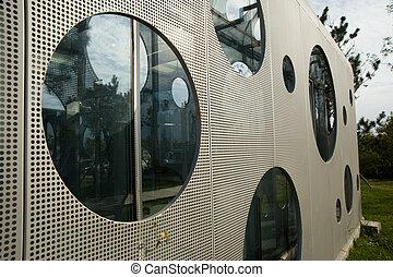 Graphic design Building exterior