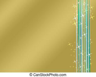 Graphic Design Element - Linear Design Graphics Luminescent...