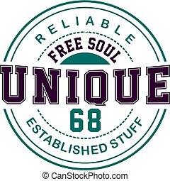 free soul unique