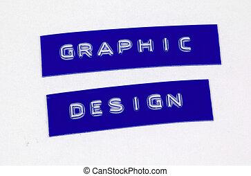 Graphic Design Labels