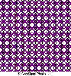 Graphic vector seamless pattern (tiling). Texture can be used for printing onto fabric and paper or scrap booking. Bright background.
