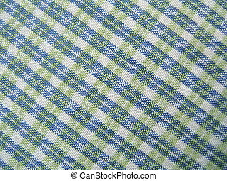 Graphical textile pattern