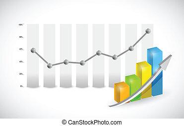 graphique, conception, illustration affaires