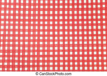 graphique, ressource, pique-niques, rayé, blanc rouge