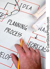 graphiques, diagrammes, business