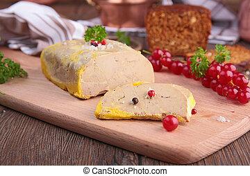 gras de foie