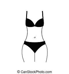 grasa, belly., dieta, perder, deporte, fitness., peso, vegetariano, delgado, icon., liposucción, body., icono