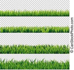Grass Border Set