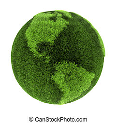 Grass Earth - Americas