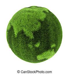 Grass Earth - Asia and Australia