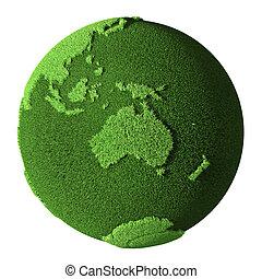 Grass Globe - Australia