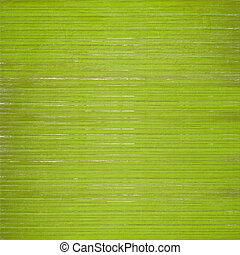Grass green wooden slatted background