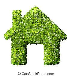 Grass home icon