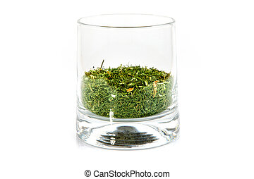 Grass in the Glass