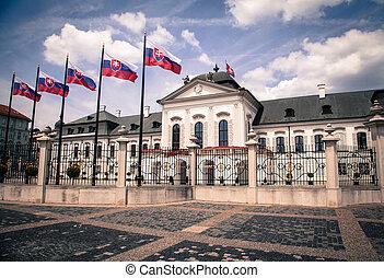 Grassalkovich Palace, Bratislava - Slovakia