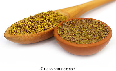 Grated Mustard and paste