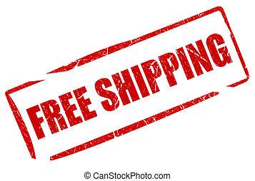 gratis, skeppning