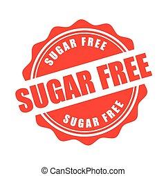 gratis, socker