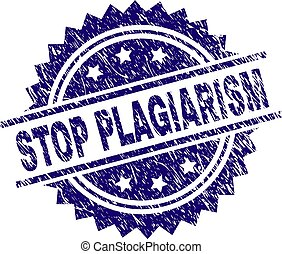 gratté, plagiat, timbre, textured, arrêt, cachet
