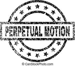 gratté, timbre, mouvement perpétuel, textured, cachet