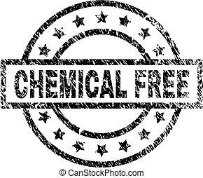 gratté, timbre, textured, gratuite, chimique, cachet