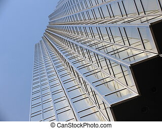 grattacielo, dettaglio