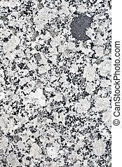 grauer granit, steinigen textur