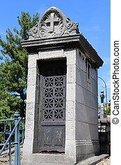 Grave in Montmartre