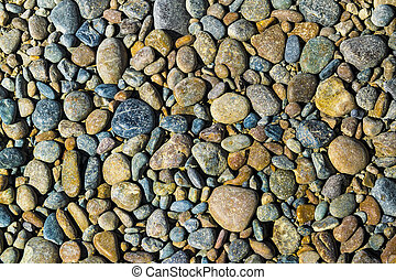 Gravel Abstract Texture