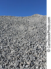 Gravel at Stone Quarry