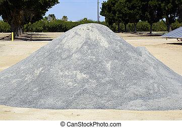 gravel.