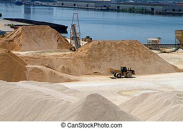 Gravel Operation Industry