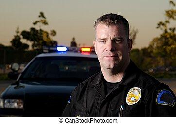 graverende, officer