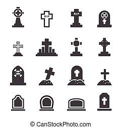 graves icon