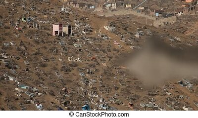 Graveyard, South America - Biggest Cemetery in Southamerica...