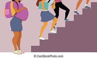 gravidanza adolescente
