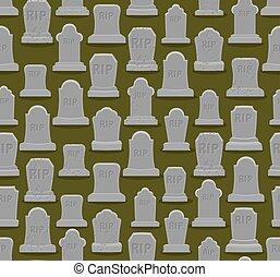 gravsten, sprickor, gammal, pattern., ancient., ornament., kyrkogård, seamless, reva, bakgrund., gravsten, grav, texture., grav