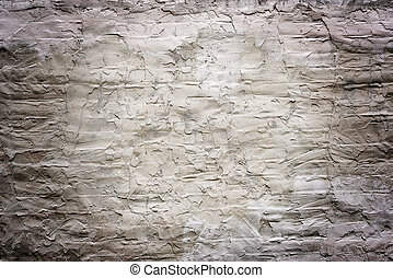 Gray background of cement wall.