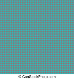 Gray & Blue Checker Plaid Paper