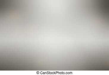 Gray blurred abstract background