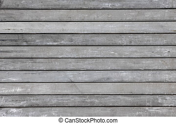 Gray boards background - Gray weathered boards background of...