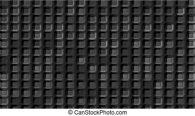 gray cement square grid  & block br