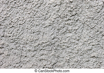 Gray cement wall