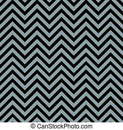 Gray chevron pattern