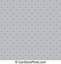 Gray circles
