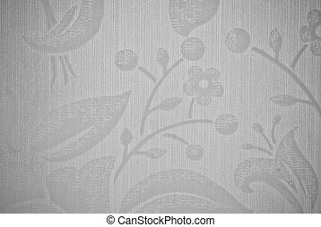 gray flower abstract background or texture