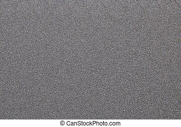 Gray foam air filter