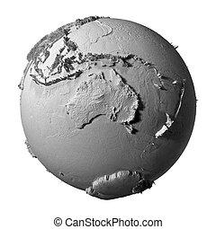 Gray Globe - Australia