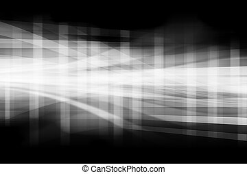 Gray gradient blurred abstract background.